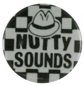 Madness - 'Nutty Sounds Hat' Button Badge
